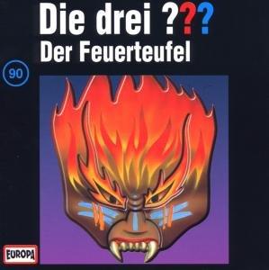 Die drei ??? 090. Der Feuerteufel. (drei Fragezeichen). CD