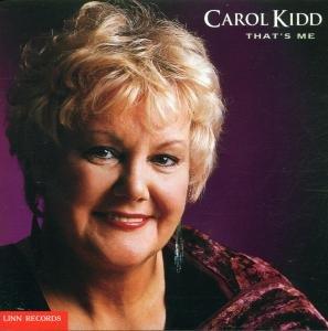 Carol Kidd That's me