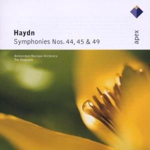 Sinfonien 44,45 & 49