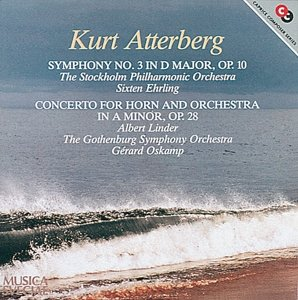 Stockholm Fo/Goteborg SO: Sinfonie 3/Horn Concerto
