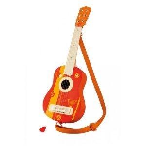 Sevi 82540 - Akustische Gitarre mit Tragegurt