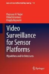 Video Surveillance for Sensor Platforms