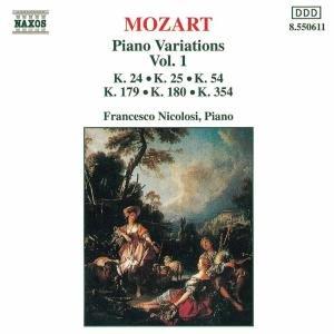 Klaviervariationen Vol.1