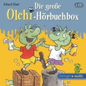 Die große Olchi-Hörbuchbox