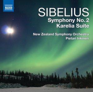 Sinfonie 2/Karelia Suite
