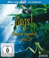 BUGS! Abenteuer Regenwald-Real 3D-Blu-ray Disc - zum Schließen ins Bild klicken
