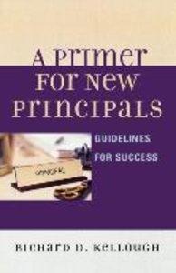 Primer for New Principals