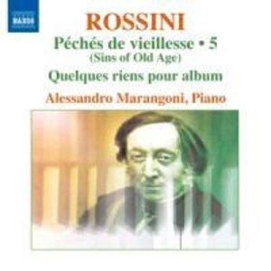 Klaviermusik Vol.5 (Quelques riens pour album)