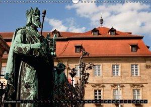 Schickert, P: Altstadt von Bamberg (Wandkalender 2015 DIN A3