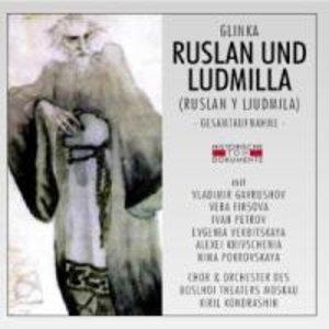 Ruslan Und Ludmilla (Ruslan Y Ljudmila) (GA)