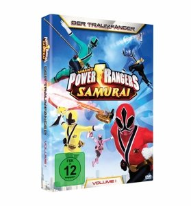 Power Rangers Samurai - Der Traumfänger (Vol. 1)
