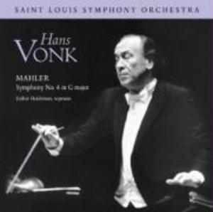 Vonk, H: Sinfonie 4 g-moll