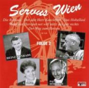 Servus Wien,Vol.2