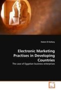 Electronic Marketing Practises in Developing Countries