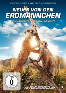 Neues von den Erdmännchen - Neue Abenteuer in der Kalahari-Wüste