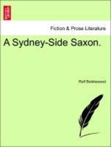 A Sydney-Side Saxon.
