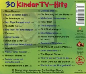 30 Kinder TV Hits
