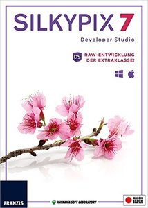 Silkypix Developer Studio 7 (Win & Mac)