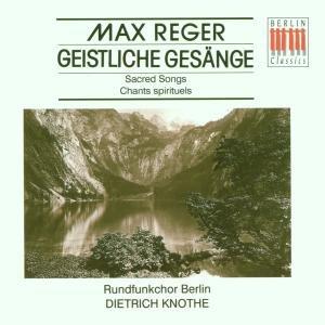 Geistl.Gesänge op.138,1-4/+