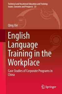 English Language Training in the Workplace