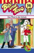Bibi und Tina 36. Das Pferd in der Schule. Cassette - zum Schließen ins Bild klicken