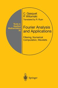 Fourier Analysis and Applications