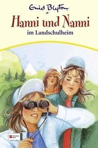 Hanni und Nanni 15. Hanni und Nanni im Landschulheim