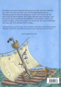 Het kleine draakje Kokosnoot en de wilde piraten / druk 1