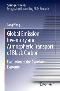Global Emission Inventory and Atmospheric Transport of Black Car