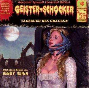 Geister-Schocker 59. Tagebuch des Grauens
