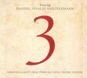 Trios By Handel,Vivaldi & Telemann