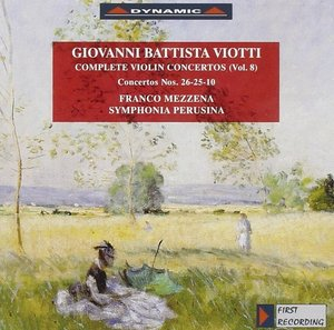 Sämtliche Violinkonzerte Vol.8