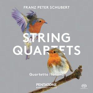 Streichquartette 10+13