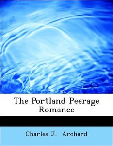 The Portland Peerage Romance