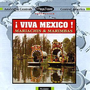 Viva Mexico! Mariachis & Marim