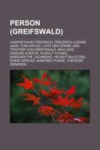 Person (Greifswald)