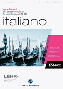 Sprachkurs 2 Italiano