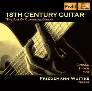 Gitarrenmusik Des 18.Jahrhunderts