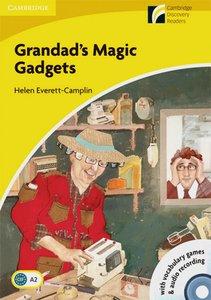 Granddad's Magic Gadgets. Mit Audio-CD