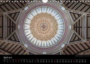 Monuments of Spain 2015 (Wall Calendar 2015 DIN A4 Landscape)