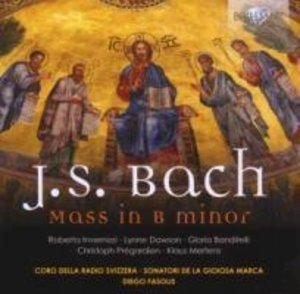 Bach: Mass in b minor/Messe in h-moll