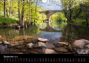 Monuments of Spain 2015 (Wall Calendar 2015 DIN A4 Landscape)
