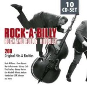 Rock-A-Billy,Rock and Roll & Hillibilly