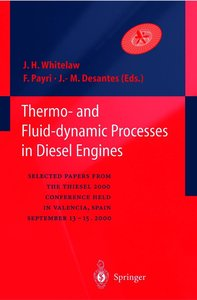 Thermofluiddynamic Processes in Diesel Engines