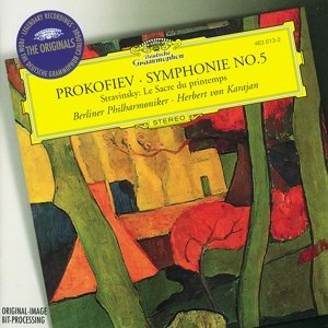 Sinfonie 5/Le Sacre Du Printemps