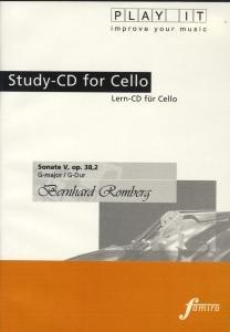 Sonate V op. 38,2 G-Dur