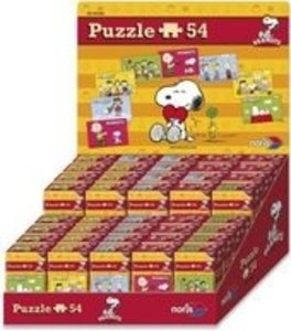 Noris 606031298 - Peanuts Mini Puzzle