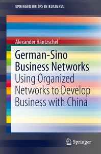 German-Sino Business Networks