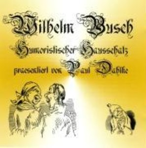 Humoristischer Hausschatz. CD