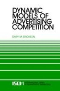 Dynamic Models of Advertising Competition